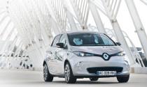 Lô 100 xe điện Renault đầu tiên sẽ về việt Nam vào tháng 6