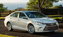 Toyota Camry, Avalon 2016 bị thu hồi do lỗi túi khí