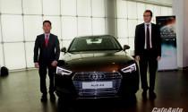Audi A4 2016 đã về Việt Nam