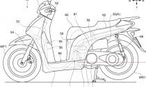 """Honda SH hybrid """"siêu tiết kiệm nhiên liệu"""" xuất hiện vào năm 2017?"""