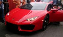 """Khám phá """"siêu phẩm"""" Lamborghini Huracan LP580-2 vừa về Việt Nam"""