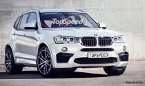 BMW nâng cấp X3 M để cạnh tranh với Mercedes-AMG GLC