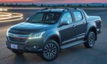 Chevrolet giới thiệu Colorado phiên bản nâng cấp