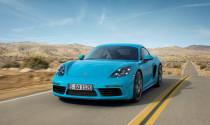 Porsche 718 Cayman chào giá 3,54 tỷ đồng khi về Việt Nam