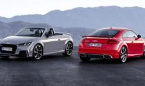 Ra mắt Audi TT RS 2017 thế hệ mới mạnh 400 mã lực
