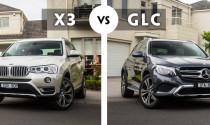 BMW X3 và Mercedes-Benz GLC – Lựa chọn nào cho Crossover hạng sang