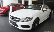 Chi tiết Mercedes-Benz C300 Couple 2016 độc nhất tại Việt Nam