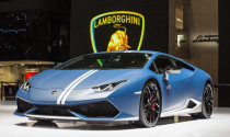 """Cơ hội sở hữu """"chiến đấu cơ"""" Lamborghini Huracan LP610-4 Avio cho người Việt"""