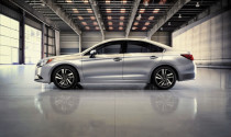 Subaru Outback và Legacy 2017 đồng loạt được nâng cấp