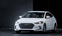 Huyndai Elantra Eco 2017, sedan tiết kiệm nhiên liệu giá từ 21.485 USD