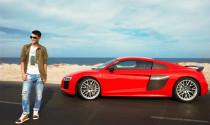 Audi R8 V10 Plus 2016 sắp ra mắt khách hàng Việt Nam