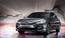 Honda Accord 2016 ra mắt tại Philippines