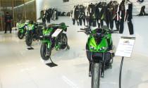 Kawasaki Max Moto ưu đãi giá xe nhân dịp sinh nhật