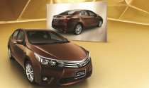 Toyota Việt Nam nâng cấp Corolla Altis, giá không đổi