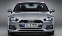 Audi A5 phiên bản 2017 có gì hơn phiên bản 2012?