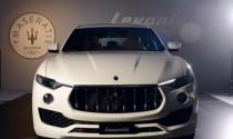 SUV hoàn toàn mới Maserati Levante chính thức được bán ra
