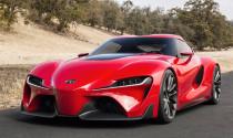5 lý do rằng chứng minh Toyota Supra sẽ trở lại