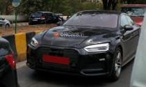 Bắt gặp Audi A5 Sportback 2017 chạy thử nghiệm