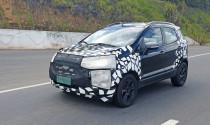 Ford EcoSport 2017 tiếp tục lộ ảnh chạy thử nghiệm