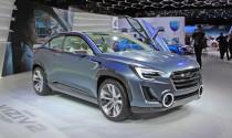 Subaru giới thiệu ngôn ngữ thiết kế mới