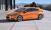 Chevrolet Cruze bản Hatchback giá từ 20,695 USD