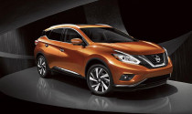 Nissan Murano thế hệ mới sẽ ra mắt tại Mỹ Latin
