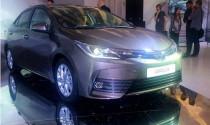 Toyota Corolla Altis 2017 sẽ được bán ra từ tháng 8