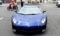Siêu phẩm Lamborghini Aventador SV đầu tiên về Việt Nam