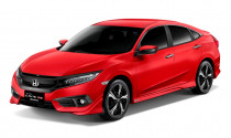 Honda Civic Modulo RS ra mắt tại Philippines