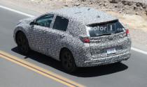 Honda CR-V 2017 sẽ có thêm động cơ tăng áp