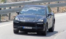 Nội, ngoại thất Porsche Cayenne 2018 lộ diện