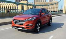 Hyundai Tucson 2017 được nâng cấp nhẹ ở nội thất