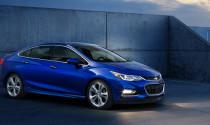 Chevrolet Cruze thế hệ mới sẽ có thêm bản máy dầu
