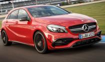 Mercedes-AMG A45 sẽ mạnh hơn 400 mã lực