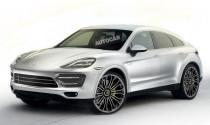 Porsche Cayenne Coupe đối thủ mới của BMW X6 và Mercedes GLE Coupe