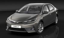 Toyota Corolla: Mẫu xe bán chạy nhất thế giới trong nửa đầu năm 2016