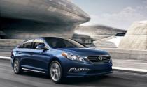 Hyundai Sonata 2018 sẽ có thêm bản hiệu suất cao N?