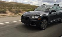 Bắt gặp Audi Q5 2017 chạy thử nghiệm