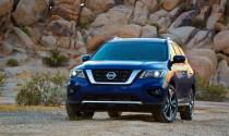 Nissan Pathfinder 2017 giá từ 30.890 USD tại Mỹ