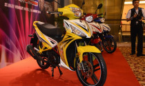 SYM Rider Sport 125i 2017 ra mắt, giá 30 triệu đồng