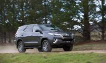 Toyota Fortuner 2016 bán ra tại Ấn Độ vào cuối năm nay
