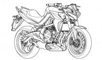 Kymco sắp tung ra mẫu sportbike 650cc hoàn toàn mới