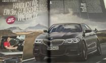 BMW 5 Series 2017 được bán ra từ đầu năm sau