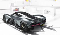 """Chưa bán ra siêu xe Aston Martin AM-RB 001 đã """"cháy hàng"""""""