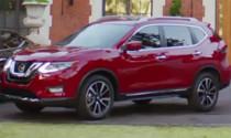 Nissan X-Trail 2017 rò rỉ hình ảnh thực tế