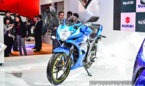 Suzuki Gixxer SF Fi trình làng tại Ấn Độ giá từ 31 triệu đồng