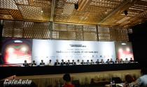 Triển lãm Ô tô Quốc tế Việt Nam 2016 sẽ quy tụ 150 mẫu xe trưng bày