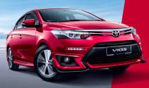 Toyota Vios 2016 ra mắt tại Malaysia