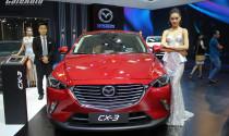 Diện kiến Crossover cỡ nhỏ Mazda CX-3 tại Việt Nam