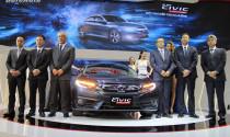 Honda Civic 2016 cập bến thị trường Việt Nam
